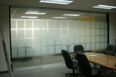 Fasara Decorative Window Film Frosted Pattern-2