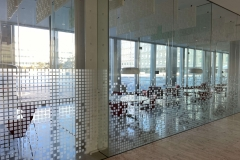 Fasara Decorative Window Film Lines-2