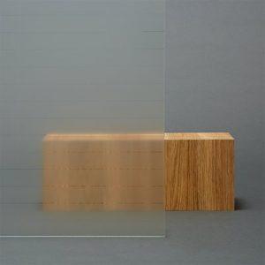 Glass Finishes Border/Stripe SH2FGLS 1270, Leise