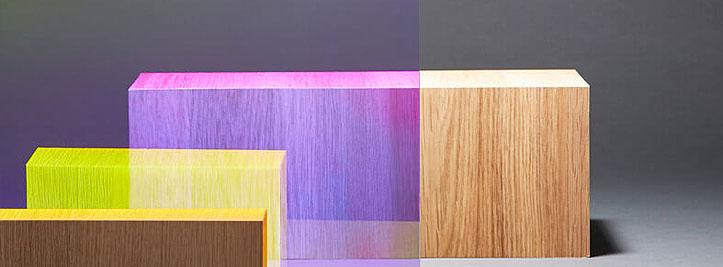 Fasara Decorative Window Film Dichroic