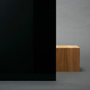 Opaque Black SH2BKOP Decorative Window Film
