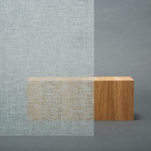 3M™ FASARA™ Decorative Films 3M™ FASARA™ Glass Finishes Fabric/Washi SH2FGBL 1270, Burlap