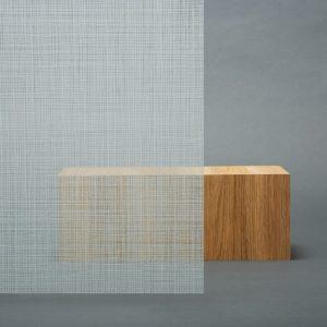 3M™ FASARA™ Decorative Films 3M™ FASARA™ Glass Finishes Fabric/Washi SH2FGSE 1270, Sensai Linen