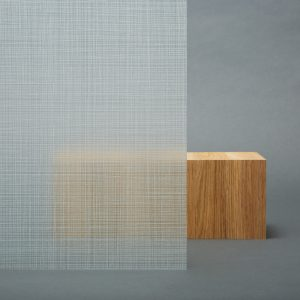 3M™ FASARA™ Decorative Films 3M™ FASARA™ Glass Finishes SH2LNCR, Linen Crystal