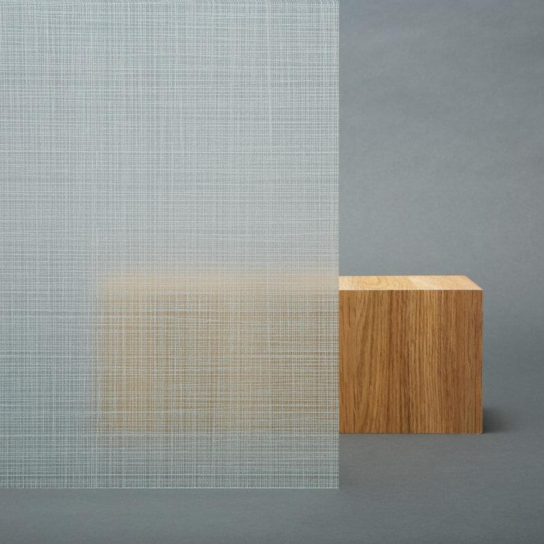 Linen Crystal SH2LNCR Decorative Window Film