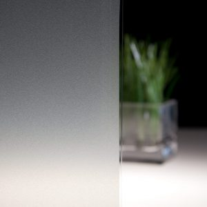 3M™ FASARA™ Decorative Films 3M™ Crystal Glass Finishes 7725SE-324, Frosted Crystal