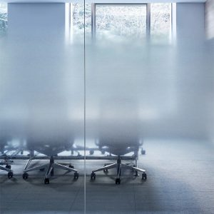 3M™ FASARA™ Decorative Films 3M™ FASARA™ Glass Finishes SH2FGCN, Cloud Narrow