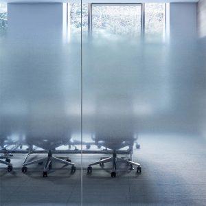 3M™ FASARA™ Decorative Films 3M™ FASARA™ Glass Finishes SH2FGCNB, Cloud Narrow Blue Gray