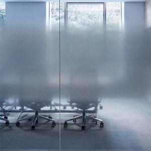 3M™ FASARA™ Decorative Films 3M™ FASARA™ Glass Finishes SH2FGCND, Cloud Narrow Dark Gray